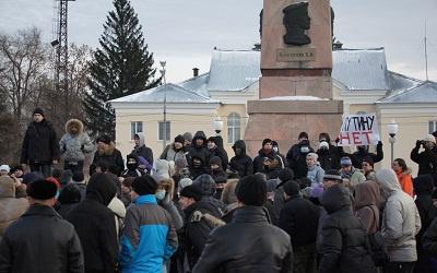 Митинг 10 декабря 2011 года в Тольятти