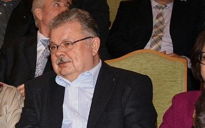Владимир Агафонов на инаугурации Сергея Андреева, фото sildream.livejournal.com