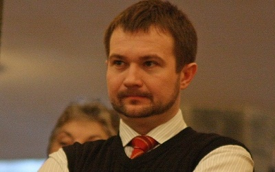 Александр Долгополов, фото Валерия Трубина
