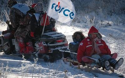 снегоход журнала Force
