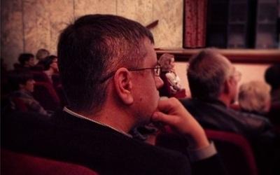 Сергей Андреев на концерте виртуозов, фото советника мэра Александра Долгополова