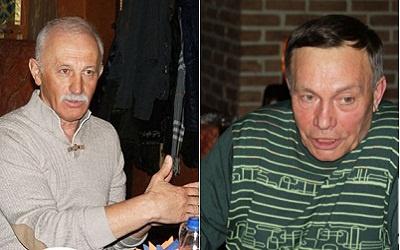 Хетаг Тагаев и Николай Уткин, фото Вячеслава Смирнова c tltgorod.ru