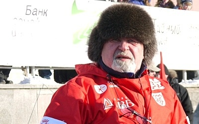 Владимир Жуков на старте кругосветки, фото lea_me.livejournal.com