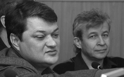 Сергей Колмыков (слева) и Борислав Гринблат (справа), самые дисциплинированные депутаты