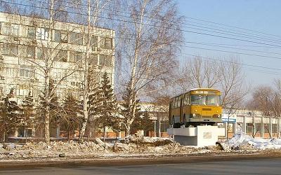 Здание АТП-1 на Южном шоссе 22, фото с сайта vsedomarossii.ru