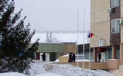Крыльцо у здания мэрии на Белорусской, 33, фото с сайта vsedomarossii.ru
