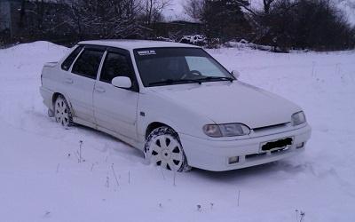 Автомобиль Lada 2115