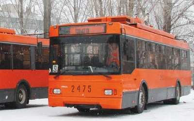 Тольяттинский троллейбус 9-го маршрута