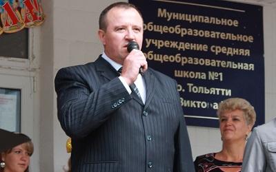 Сергей Крымцев, глава администрации Центрального района Тольятти