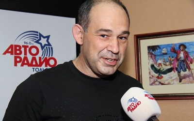 Александр Душков, фото с сайтра portal.aradio.ru