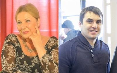Наталья Дроздова (слева) и Николай Лексин (справа)