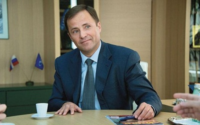 Игорь Комаров, фото с сайта vninform.ru