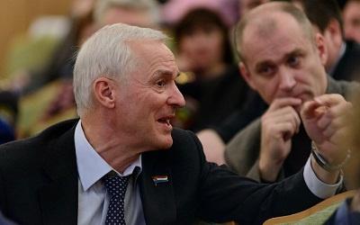 Николай Ренц (на переднем плане), фото ruzovdmitry.livejournal.com