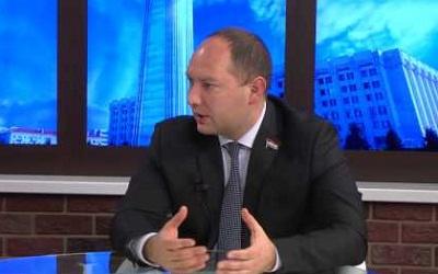 Михаил Маряхин, кадр Засекин-ТВ
