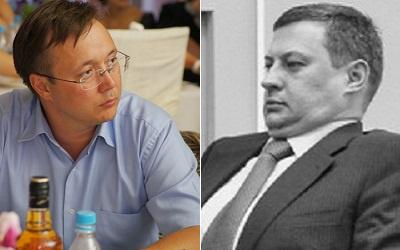 Дмитрий Микель (слева) и Александр Тарасов (справа)