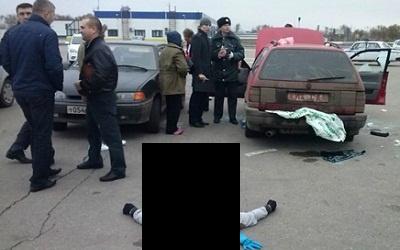 На месте убийства, фото СУ СК по Самарской области