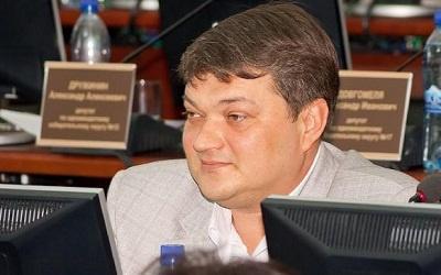 Сергей Колмыков, фото с сайта dumatlt.ru