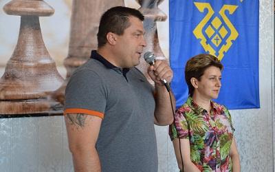 Вадим Кирпичников (слева), фото с сайта ladachess.ru