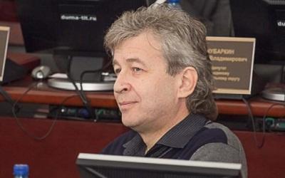 Борислав Гринблат, фото с сайта dumatlt.ru