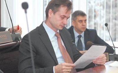 Алексей Бузинный (на переднем плане), фото Алины Шамолюк, ПС