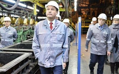 Бу Андерссон (на переднем плане), фото с сайта lada.ru