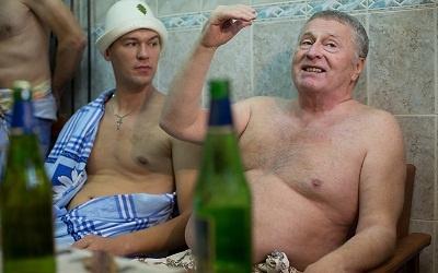 Михаил Дегтярев и Владимир Жириновский, фото gazeta.ru