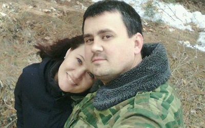 Михаил Найденов, фото с личной страницы vkontakte