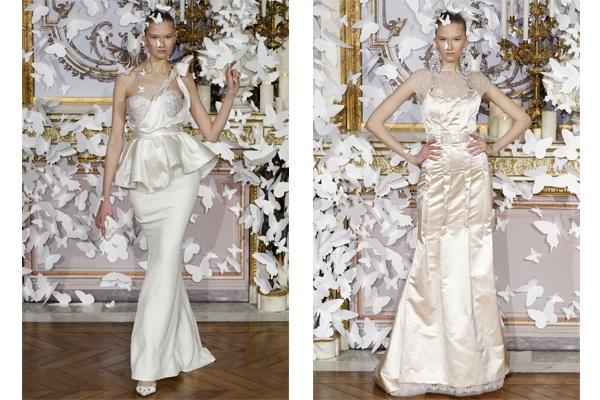Alexis Mabille Haute Couture 2014, Anna Martynova